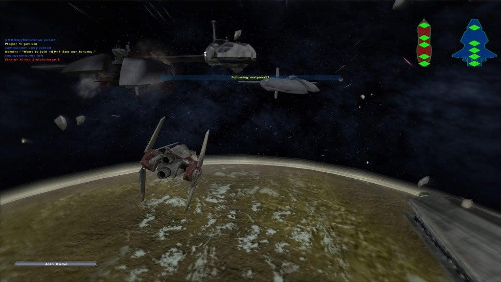 Image for Star Wars Battlefront (2004) just got online multiplayer support