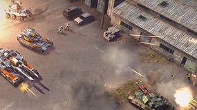Image for Command & Conquer: new details and gameplay - video