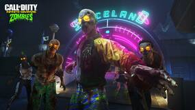 Image for It's a Double XP weekend for Call of Duty: Infinite Warfare's Zombies in Spaceland