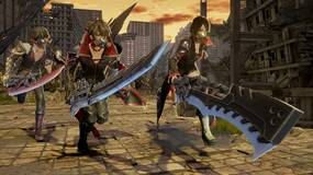 Image for Code Vein demo update includes new area and online co-op