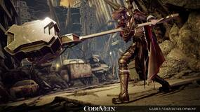 Image for Code Vein: see how four different weapons fare against the Queen's Knight boss