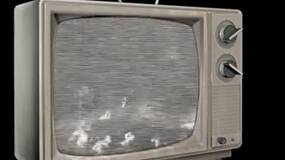 Image for Call of Duty teaser video shows a TV with a grainy picture