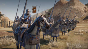 Image for Conqueror's Blade closed beta test begins with access to huge open world