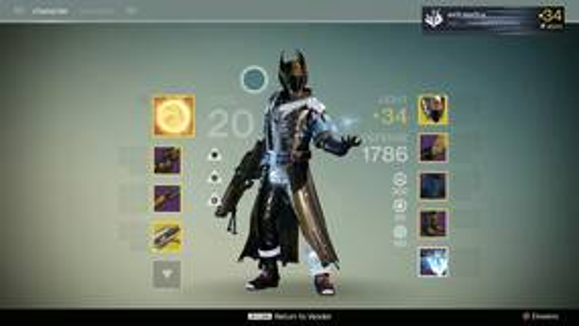 Image for Destiny: the best Warlock sub-class set-ups