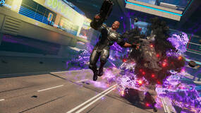 Image for Crackdown 3 adds a wing suit and airstrikes, which might be enough for us to reinstall