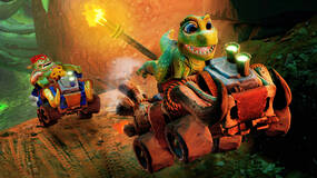 Image for Crash Team Racing Nitro-Fueled free update adds new characters, prehistoric track, kart and more