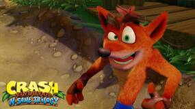Image for Crash Bandicoot N Sane Trilogy tops UK charts for a second week