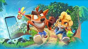 Image for Crash Bandicoot: On the Run pre-registration live for iOS and Android