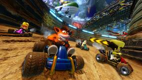 Image for Crash Team Racing Nitro-Fueled will improve load times on Switch using boost mode