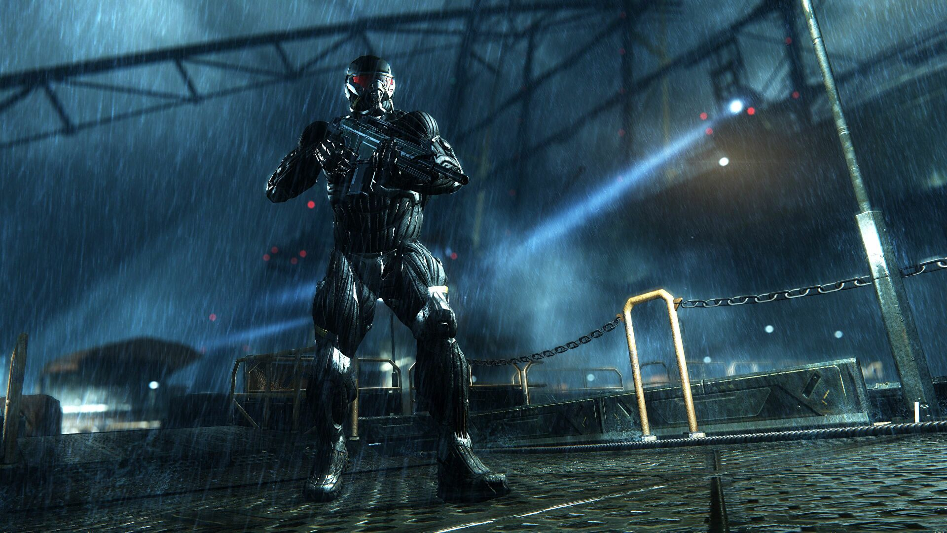 Crysis Remastered Trilogy review - defying time