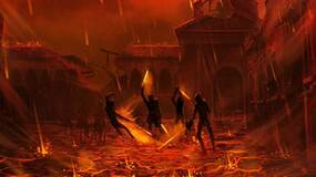 Image for The Cursed Crusade gameplay trailer contains lovely swordplay, choral music