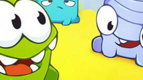 Image for Cut the Rope 2 out now on iOS