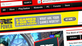 """Image for CVG gets relaunch, colour change, becomes """"first stop for 24/7 global gaming news"""""""