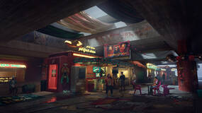 Image for Cyberpunk 2077 concept art shows off the Heywood district