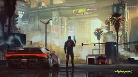 Image for It looks like the Cyberpunk 2077 car is coming to Forza Horizon 4