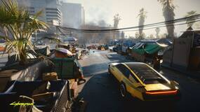 Image for Cyberpunk 2077 design improvements are as big as the jump from The Witcher 2 to The Witcher 3