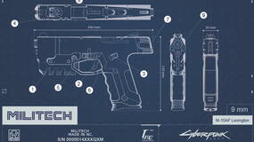 Image for Cyberpunk 2077 interview: Mantis blades, recoil and Legendary guns - everything you need to know about the weapons of Night City