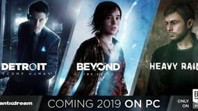 Image for Heavy Rain, Beyond: Two Souls, Detroit: Become Human coming to PC as Epic Games Store exclusives