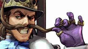 Image for Dampierre's ever the showman in Soul Calibur V video and screens