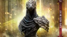 Image for Someone's made a ridiculously detailed life-size bust of Artorias the Abysswalker from Dark Souls