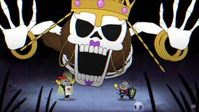 Image for What would Dark Souls look like with Cuphead's animations?