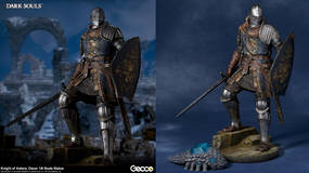 Image for Own your own Knight of Astora with this seriously detailed Dark Souls statue