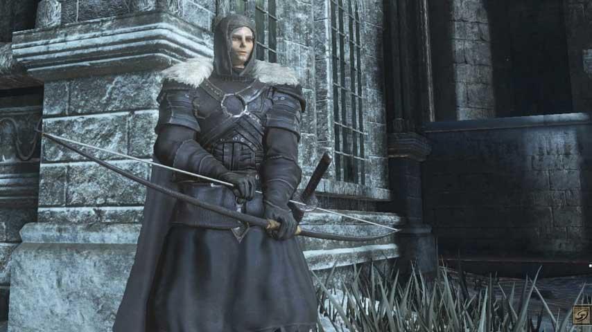 Image for Dark Souls 3 build guide: Cheeseburger Assassin (beginner PvE)