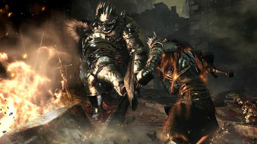 Image for Dark Souls 3 feels like coming home