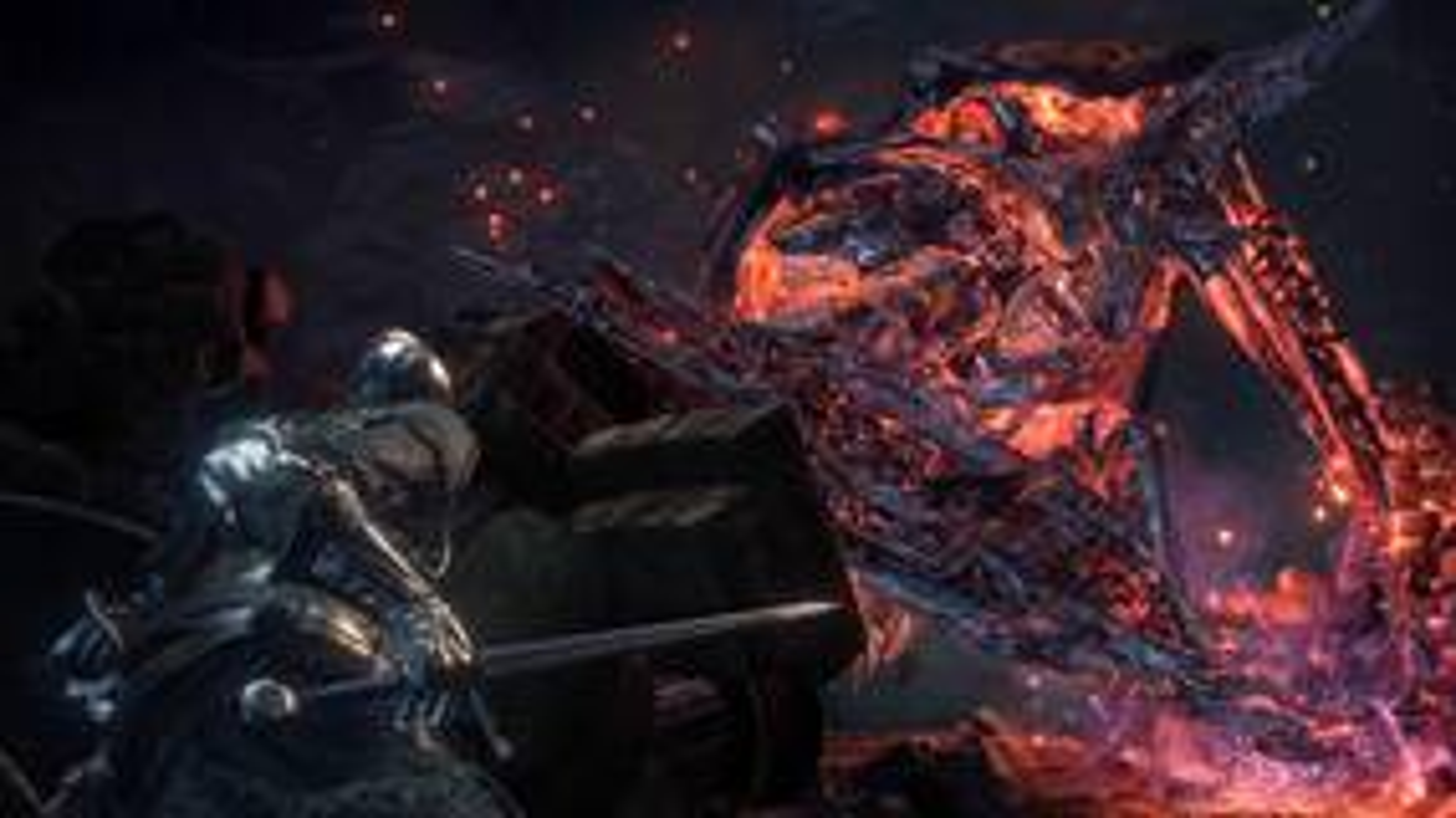 Image for Dark Souls 3: The Ringed City walkthrough - The Demon Prince boss battle