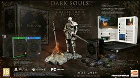 Image for UK folks with £449.99 to spend can pre-order the Dark Souls Trilogy Collector's Edition
