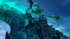Image for Video - Vigil shows Darksiders II's first level, CrowFather