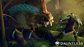 Image for Watch 10 minutes of Dauntless, the PC Monster Hunter