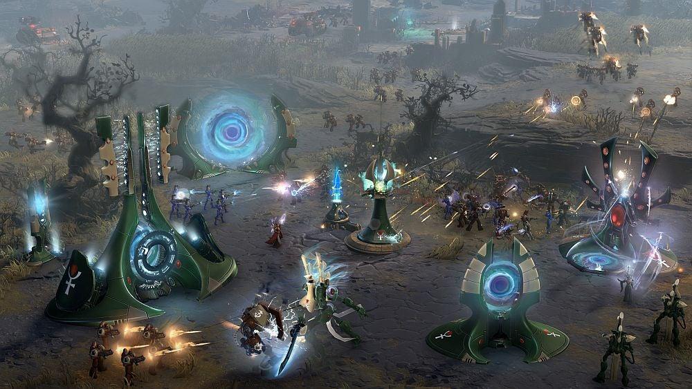 Image for Warhammer 40K: Dawn of War 3 DLC Endless War is live alongside free weekend on Steam