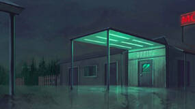 Image for Midway's canned Day to Night shown off in art form