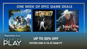 Image for Sony kicks off PlayStation Days of Play sale