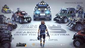 Image for Ring of Elysium Season 5 comes with new battlecars, characters, and more
