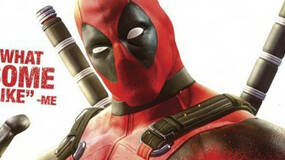 Image for Deadpool box art breaks the fourth wall