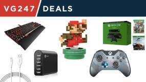 Image for VG247 Deals - Xbox One Kinect bundle for $279, $30 off Corsair gaming keyboard