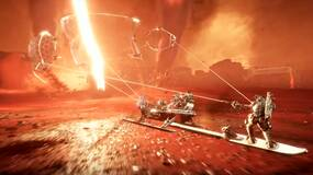 Image for Gears 5 story trailer reveals extreme alien windsurfing gameplay