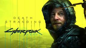 Image for Cyberpunk 2077 invades Death Stranding in new PC Update