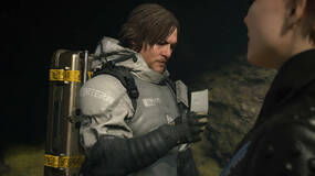 Image for Death Stranding remade as a PSone game is pretty great
