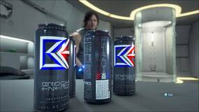 Image for Death Stranding Director's Cut downgrades from Monster energy drinks to store brand