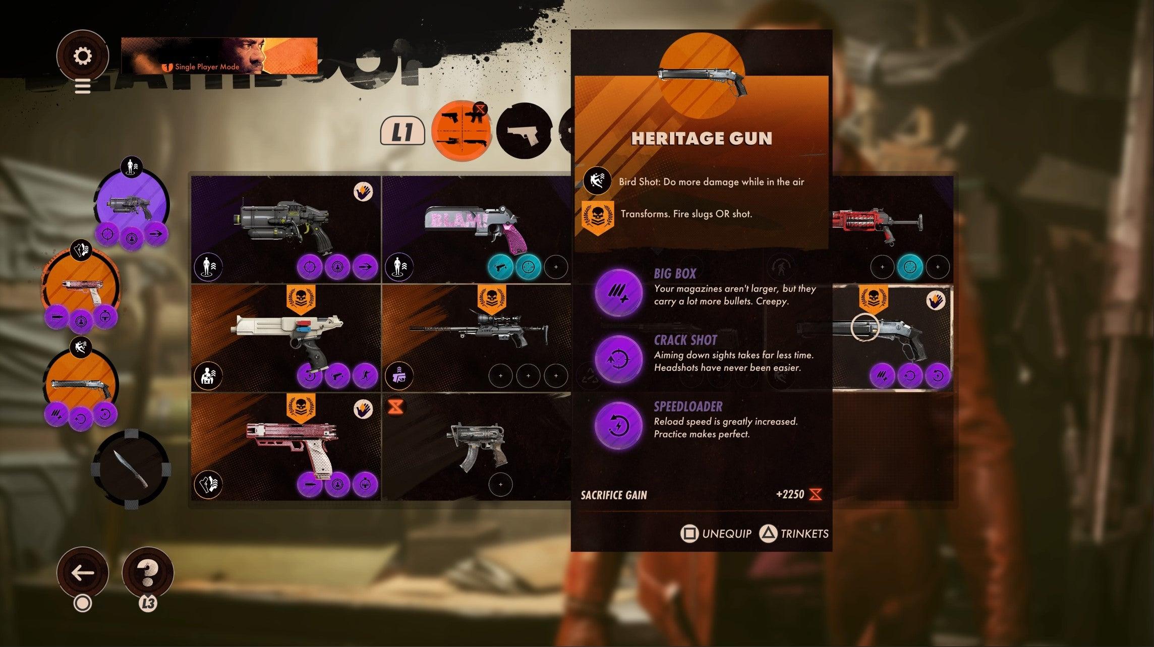 How to get the Best Legendary Weapons in Deathloop - VG247