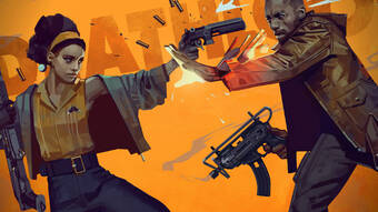 Image for Deathloop review: a thrilling, slick adventure - and Arkane's best game yet