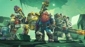 Image for Space gods, dwarves, reptile shops and cyberpunk infiltration feature in new Xbox One X launch exclusives