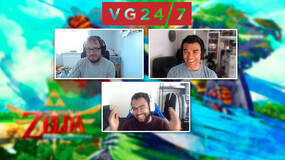 Image for Will Steam Deck sell? Is Zelda Skyward Sword HD good now? - VG247's Definitely Not a Podcast Video Chat #4