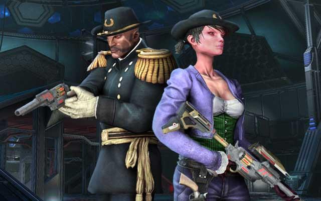 Image for Defiance DLC adds better leaderboards, co-op bonuses, more
