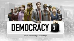 """Image for Democracy 3 data suggests players are more """"rigidly liberal than socialist"""""""