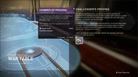 Image for Destiny 2 Challenger's Proving Quest | Get Cabal Gold, Decrypting the Darkness