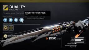 Image for Destiny 2: Beyond Light - How to get the Duality Exotic Shotgun